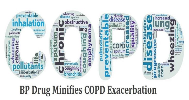 COPD Exacerbations - Beta Blockers May Be a Favorable Option