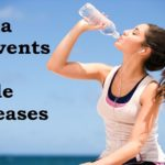 More Water Intake Curtails Sugar, Salt and Fat Consumption