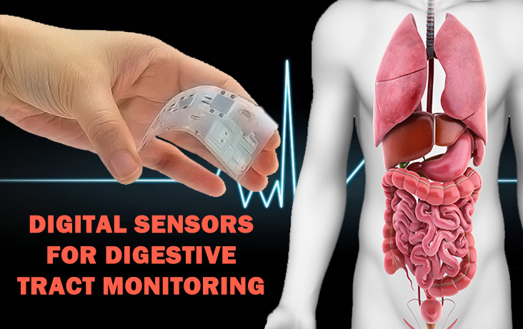 Digital Sensors for Digestive Tract monitoring