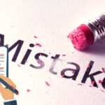 Writing Mistakes Encountered in Scientific Writing