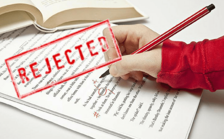 steps to take after your manuscript gets rejected