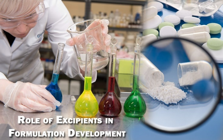 Role of Excipients in Formulation Development