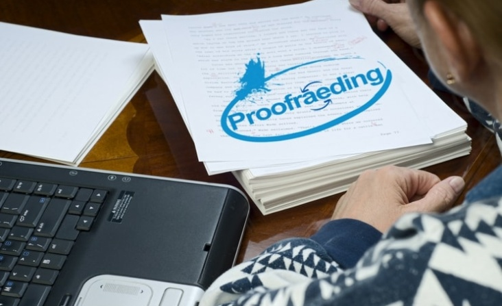 Proofreading your own paper: How to impress the reviewers?